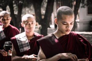 Mandalay Monastery