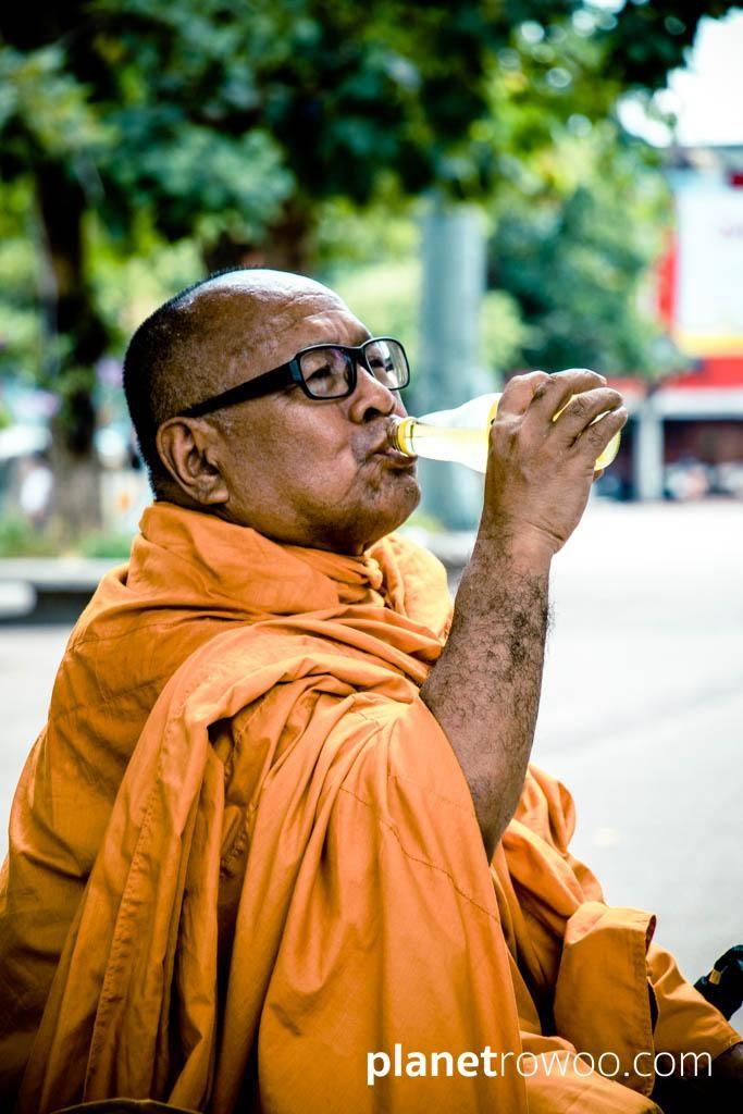 Buddhist Monk, Chiang Mai
