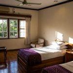 Golden Rock Hotel chalet room