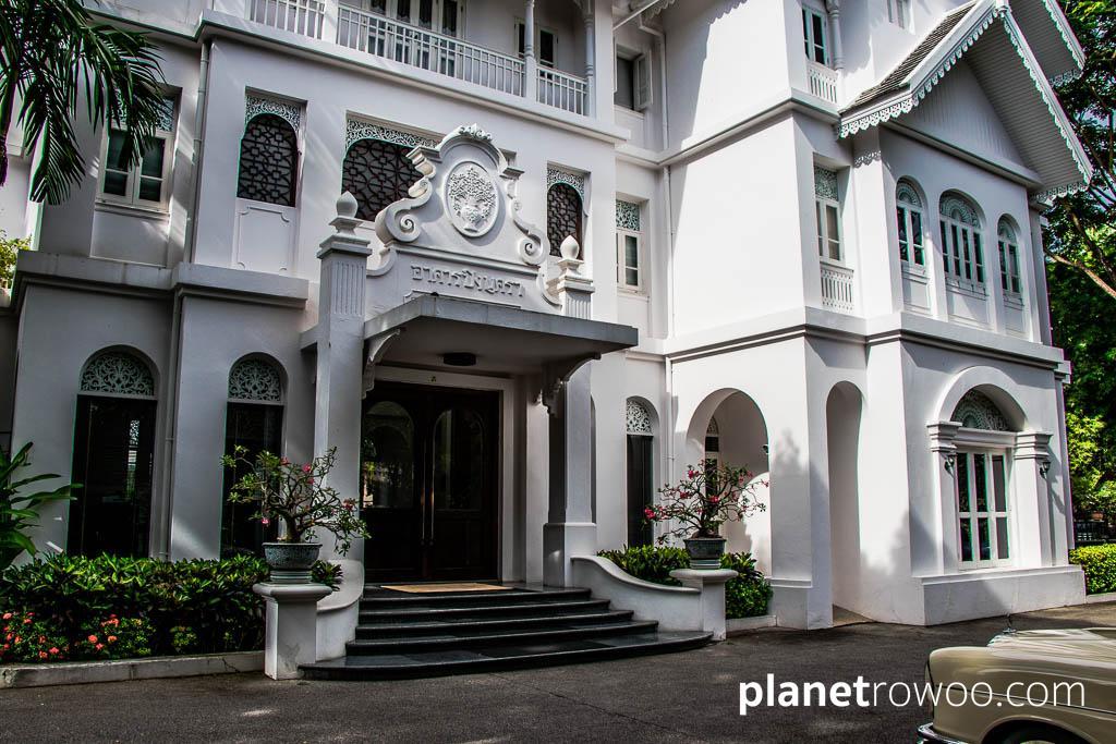 Ping Nakara Boutique Hotel Main Entrance