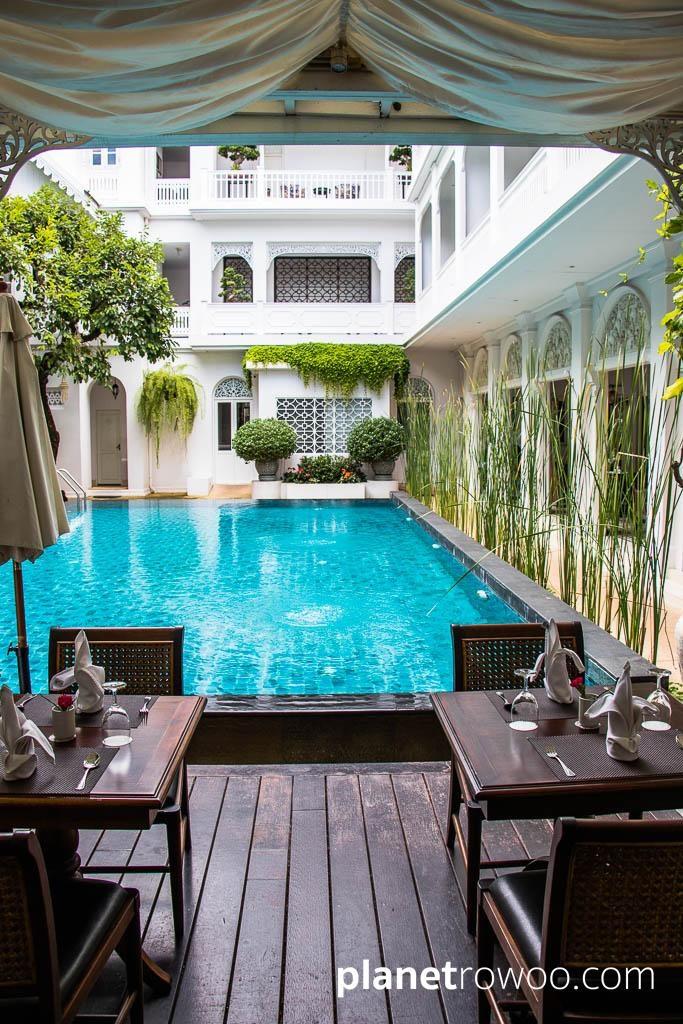 Ping Nakara Restaurant Terrace