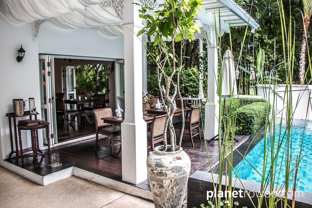 Ping Nakara Poolside Restaurant Terrace