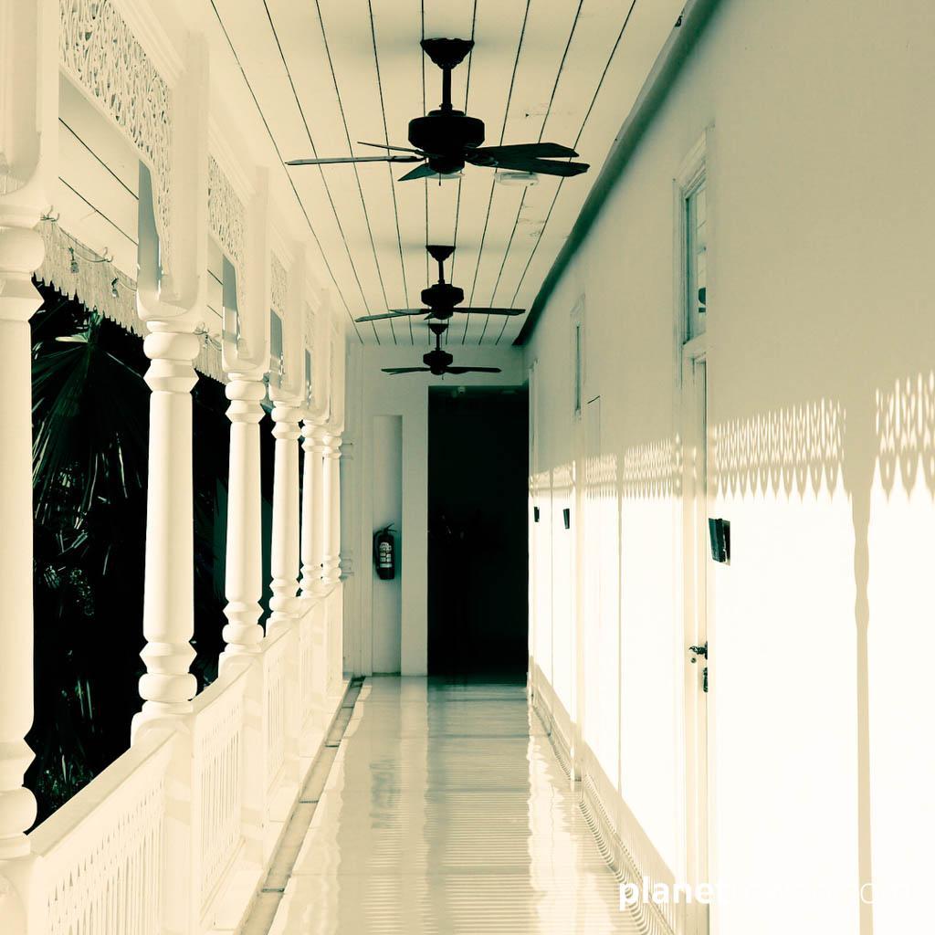 Balcony Walkway