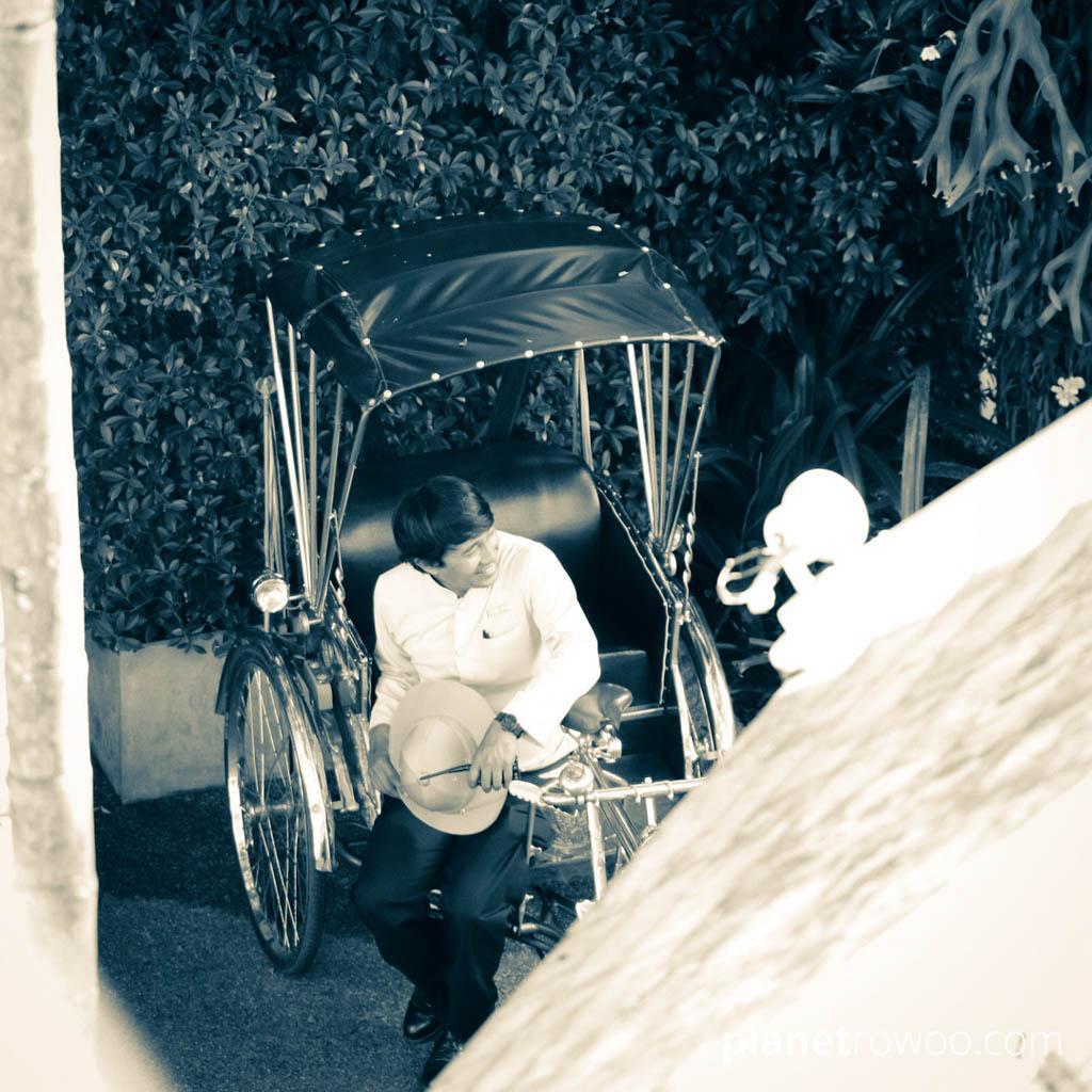 Ping Nakara Cycle Rickshaw