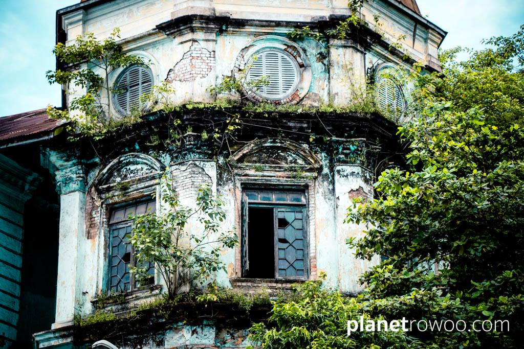 Downtown Yangon Building