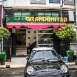 Hotel Grand United, Yangon - Front Entrance