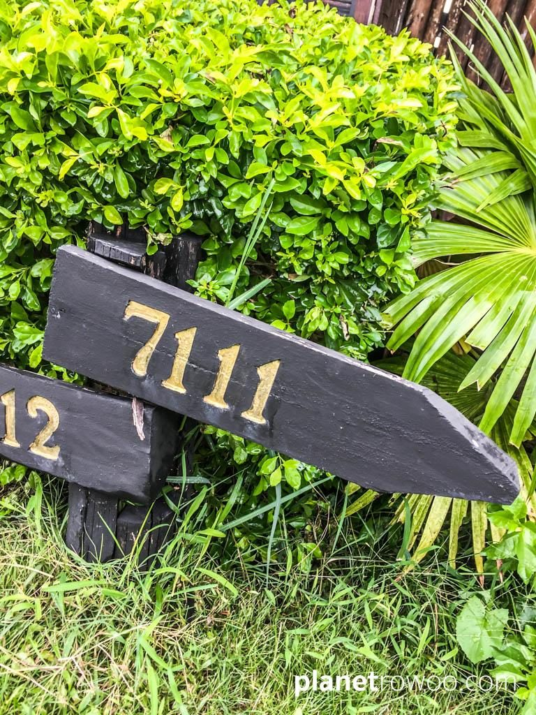 My room number... 7111, Pristine Lotus Resort