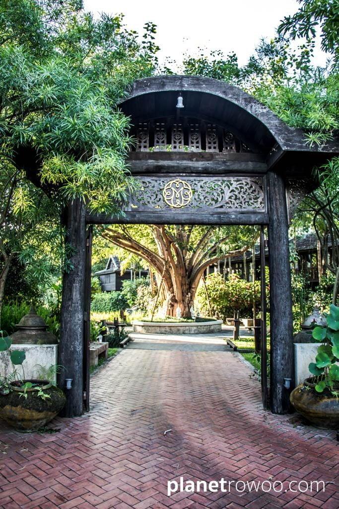 Marndadee Garden's Entrance