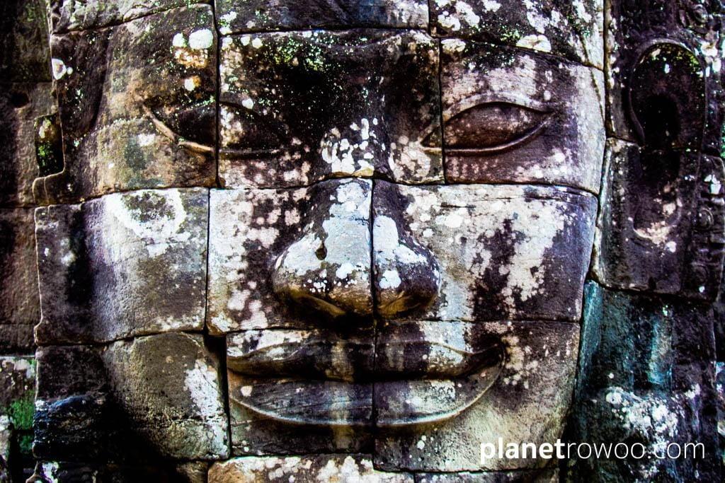 Bayon, Angkor Thom, Siem Reap