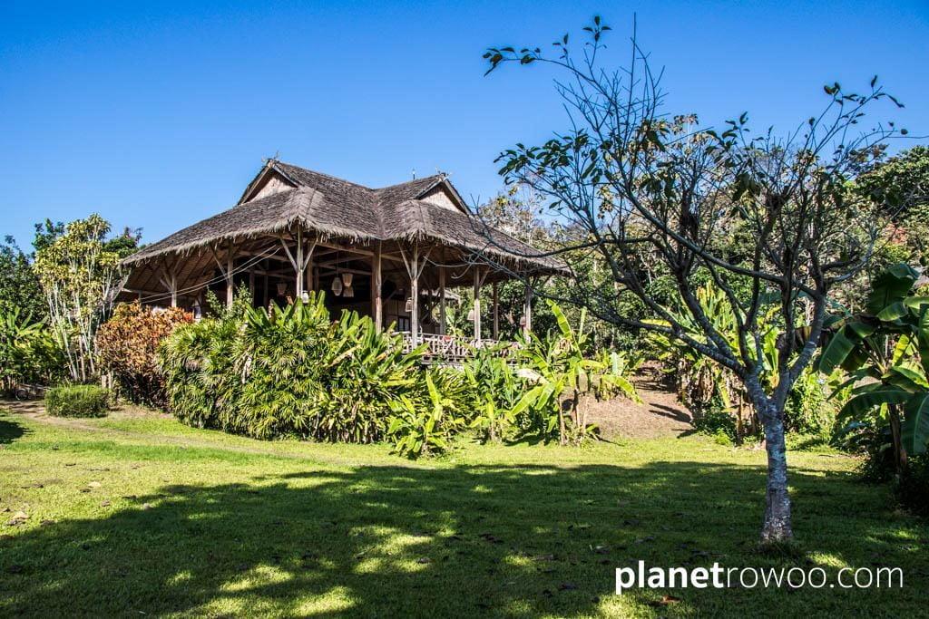 Traditional Lisu style cottage