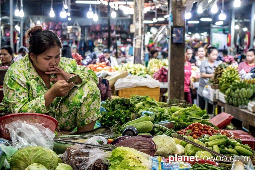 Psar Chaa Old Market