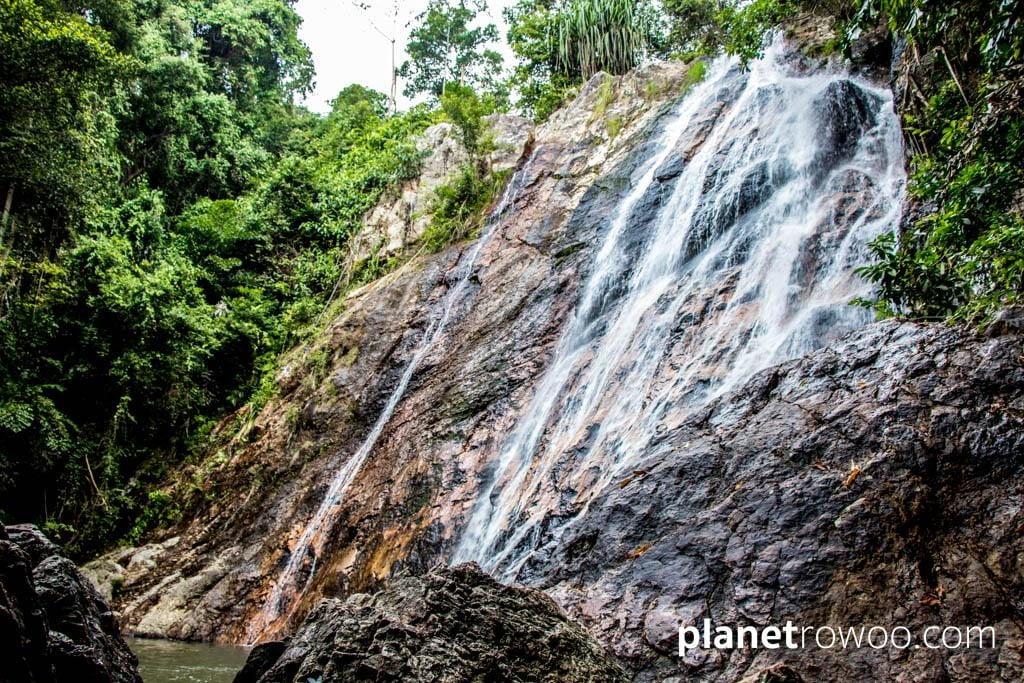 Na Muang 1 Waterfalls, Koh Samui