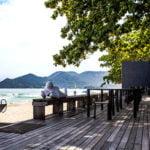 The Page restaurant, Koh Samui