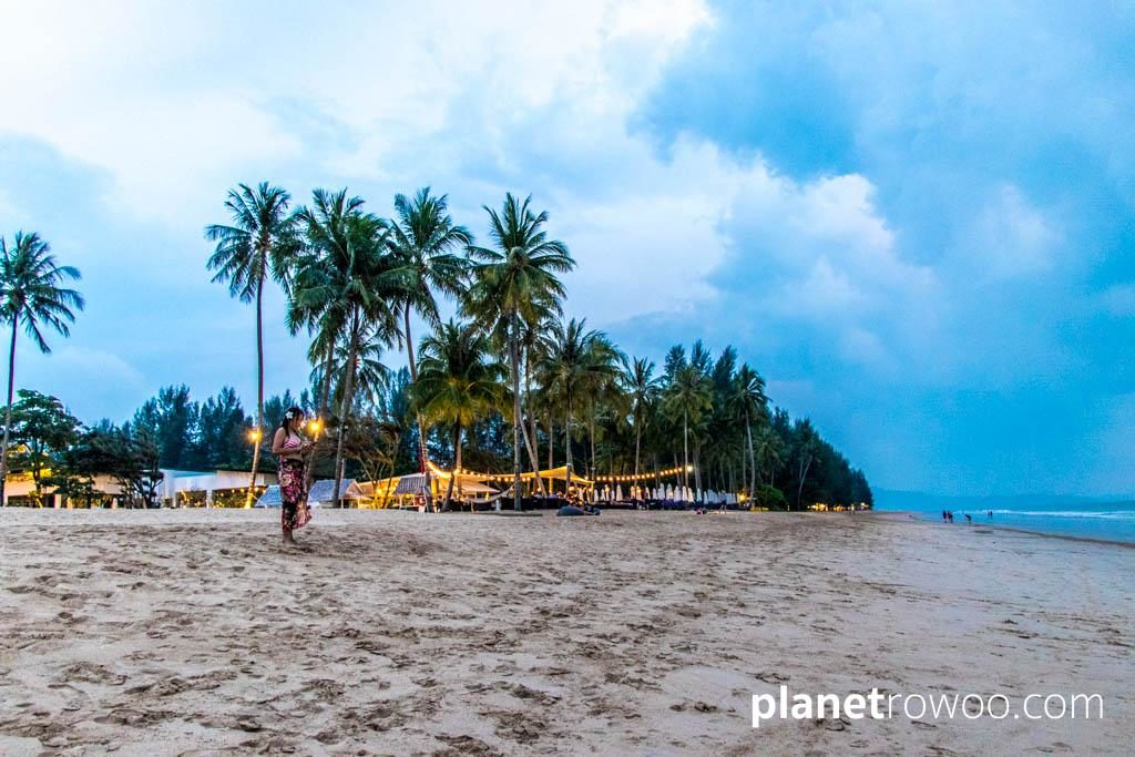 Christmas on the beach: JW Marriot Khao Lak's perfect beachfront location