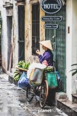 Hanoi Old Quarter, Vietnam