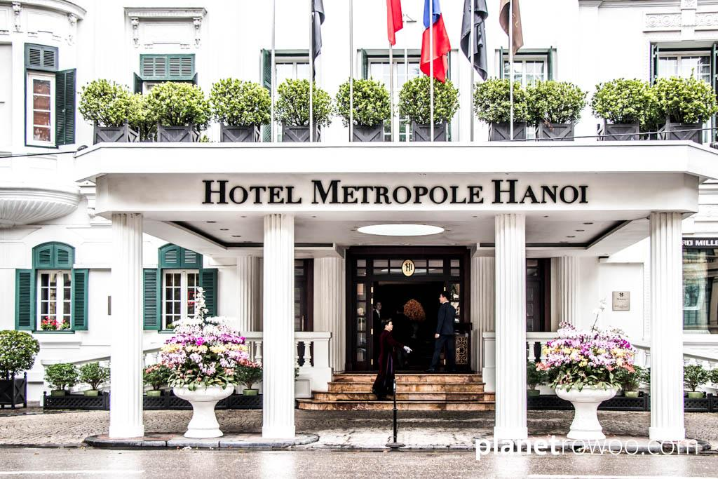 The Sofitel Legend Metropole Hotel
