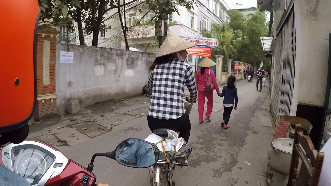 Hanoi Motorbike Tour - Video