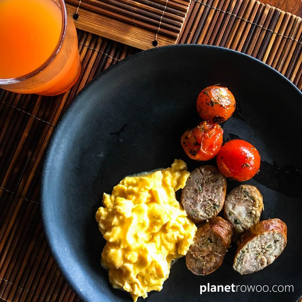 Breakfast at Maison Dalabua