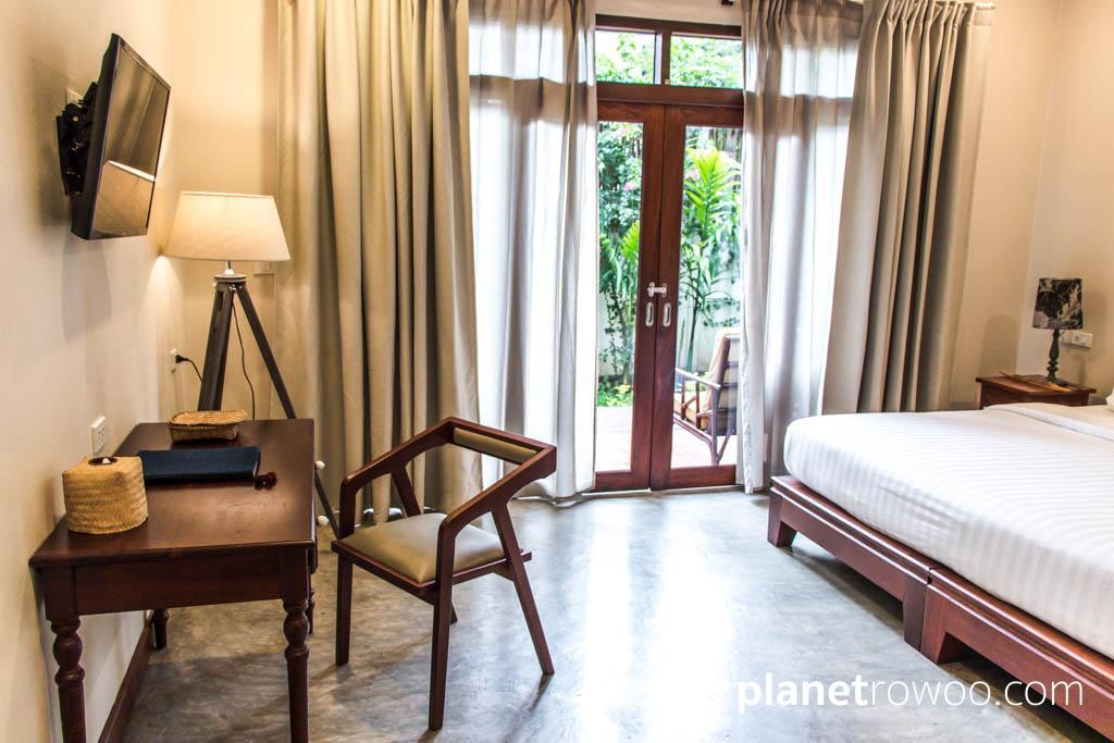 A Grand Deluxe room at Maison Dalabua