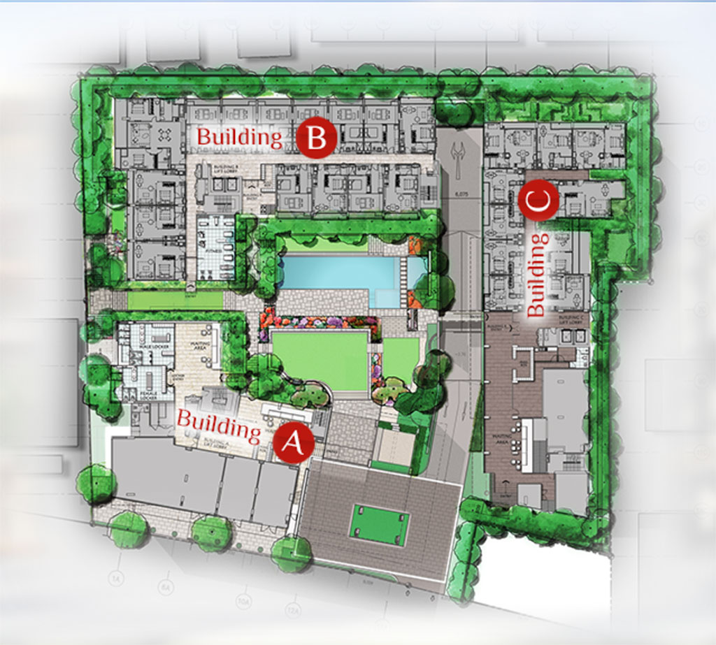 Nimmana Site Plan